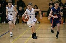 Anchor AIMS games basketball - 3x3