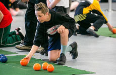 Anchor AIMS games - Indoor Bowls