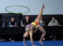 Anchor AIMS games - Gymnastics