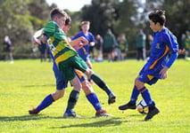 Anchor AIMS games - Football