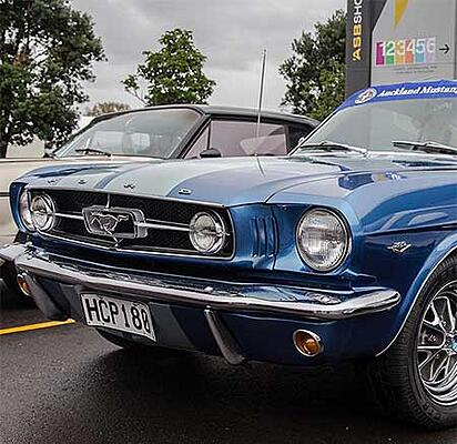 Auckalnd-Mustang-owners-club