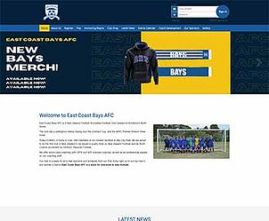 East Coast Bays Football Club