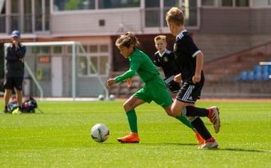 Ellerslie AFC U11s Tournament juniors