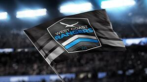 West Coast Rangers Flag