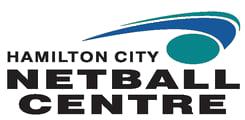 Hamilton City Netball Logo