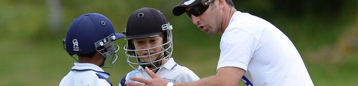 NZ Cricket junior coaching